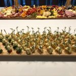 A sample of our amazing functions food